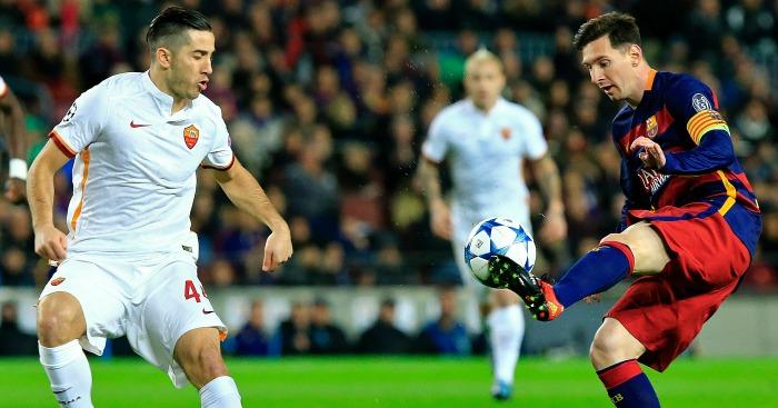 Kostas Manolas: Praises Zlatan and Cristiano in list