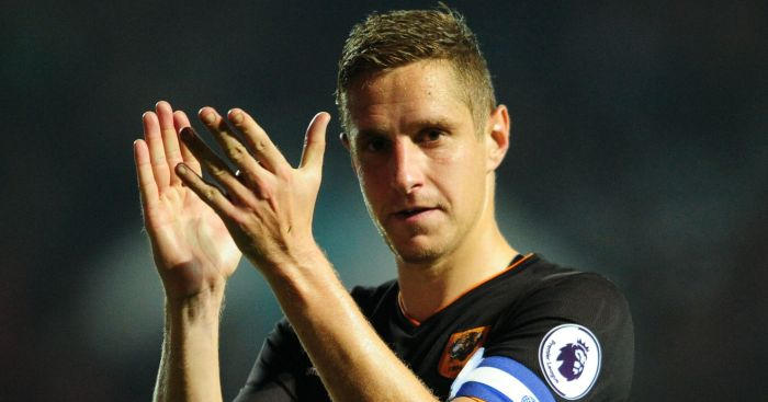 Michael Dawson: Sets his sights on England