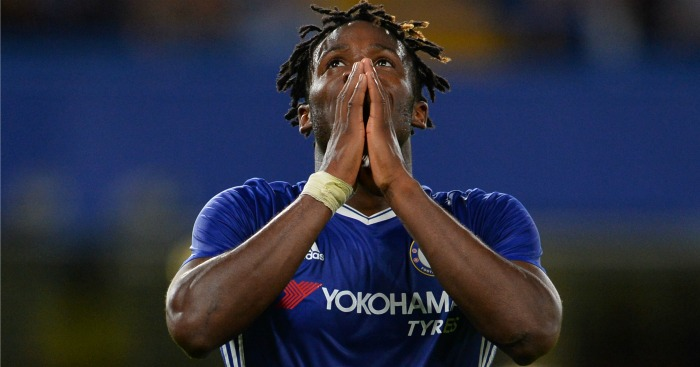 Michy Batshuayi: Linked with Chelsea exit already