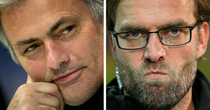 Jose Mourinho: Head to head with Jurgen Klopp looming