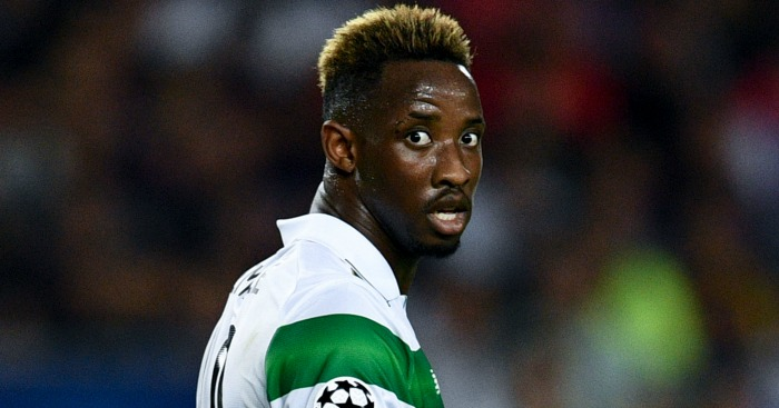 Moussa Dembele: Not going anywhere