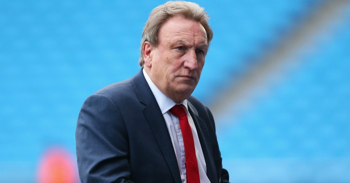 Neil Warnock: Takes charge at Cardiff