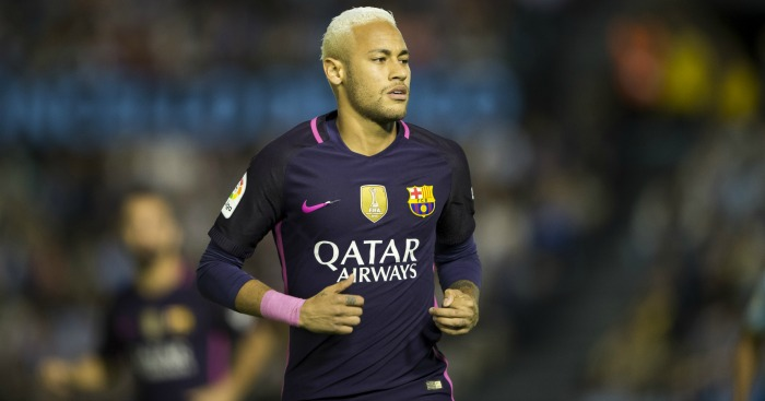 Neymar: Could move on
