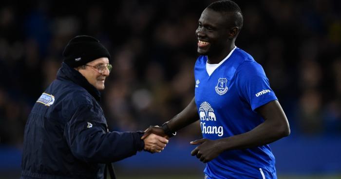 Oumar Niasse: Ends Everton nightmare