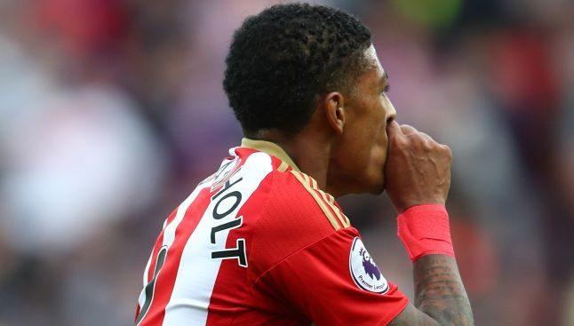 Patrick van Aanholt: Scores late for Sunderland