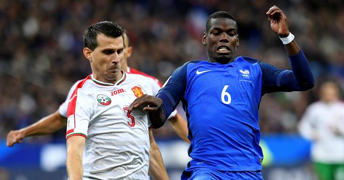 Paul Pogba: Midfielder had a mixed start to the season
