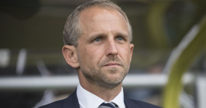 Paul Trollope: Set for the chop at Cardiff