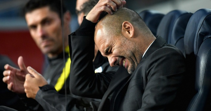 Pep Guardiola: Defeat was not the worst of his career