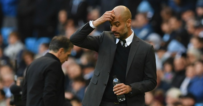 Pep Guardiola: Manager struggling to understand form