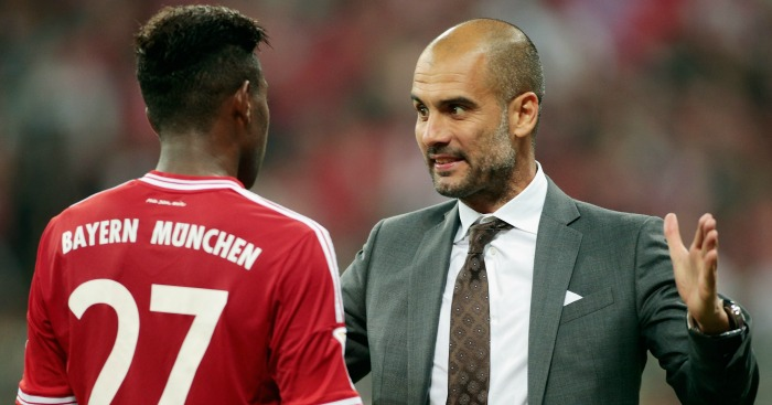 Pep Guardiola: Hopes to lure David Alaba to City