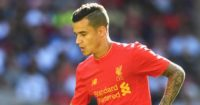 Philippe Coutinho: Suffered injury against Sunderland