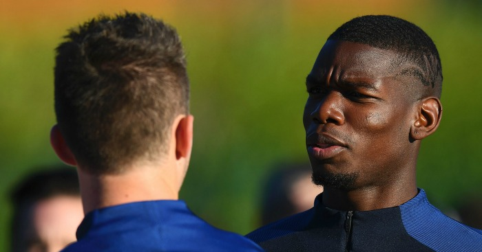 Paul Pogba: No concerns from Deschamps