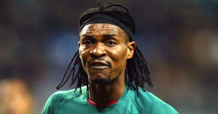 Rigobert Song: Suffered a stroke