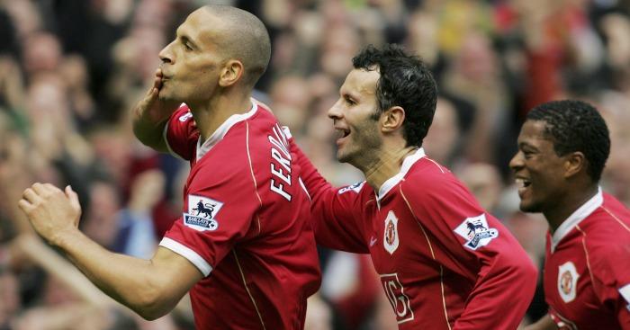 Rio v Liverpool 2006