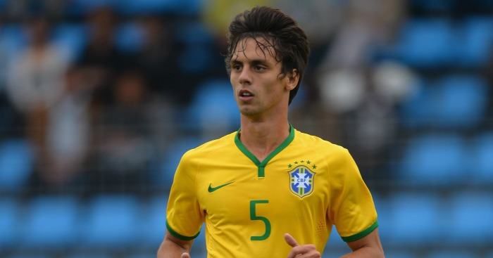 Rodrigo Caio: Attracting interest from European giants