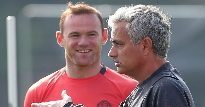 Jose Mourinho: Will never sell Rooney