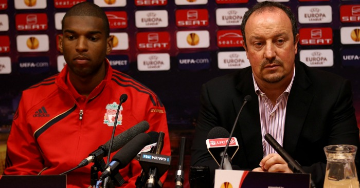 Ryan Babel: Feels Liverpool could have coached him better