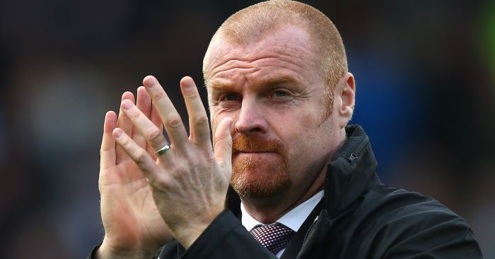 Sean Dyche: The old Burnley are back