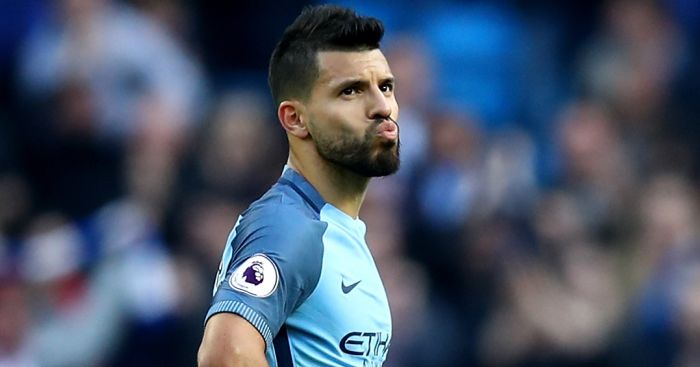 Sergio Aguero: Not adjusting?