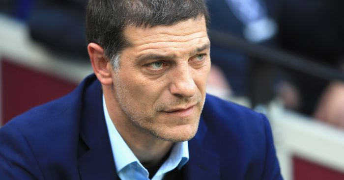 Slaven Bilic: Feeling the heat