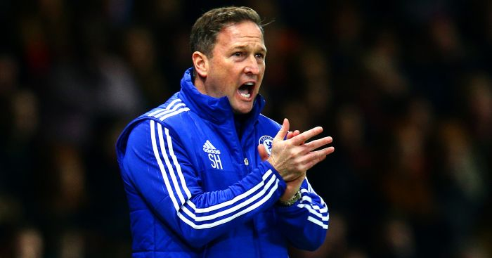 Steve Holland: Joins England staff