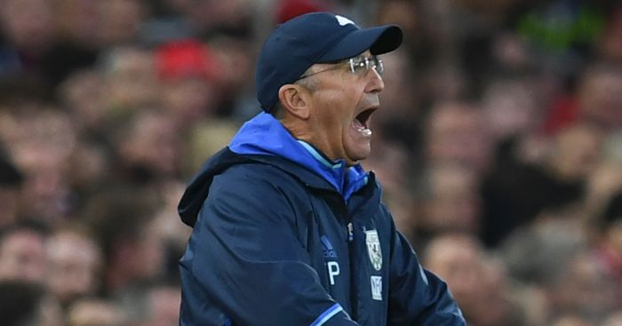 Tony Pulis: Reckons Liverpool have a shot