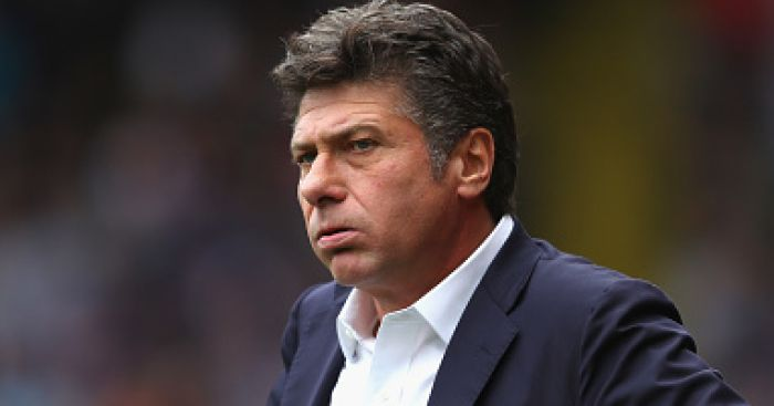 Walter Mazzarri: Watches hard-fought match
