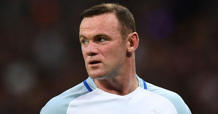 Wayne Rooney: Photoed worse for the wear