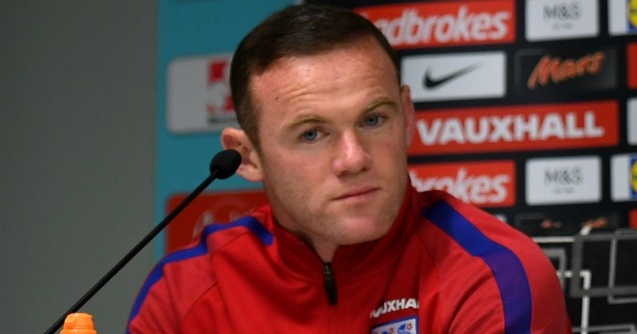 Wayne Rooney: Vows to be ready when needed