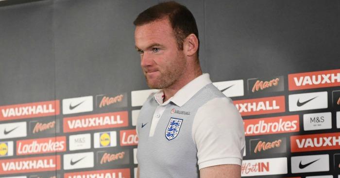 Wayne Rooney: England skipper meets the media on Tuesday