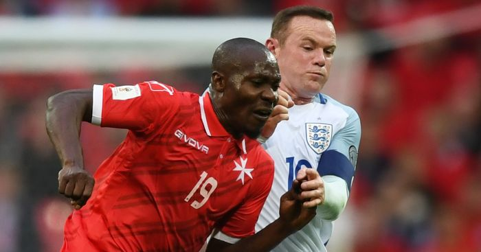 Wayne Rooney: Struggled to make an impact