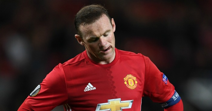 Wayne Rooney: Captain not a part of Jose Mourinho's plans