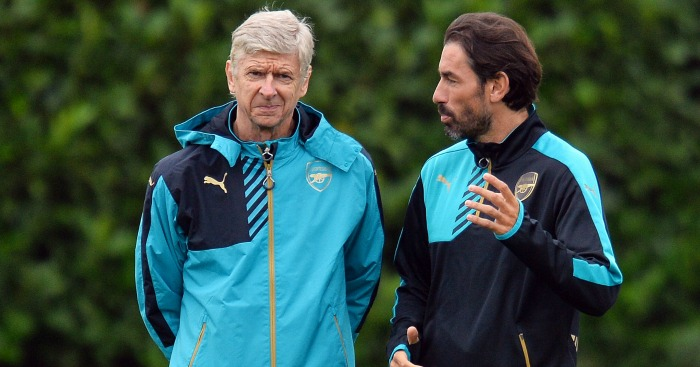 Robert Pires: Sees how Wenger works on a regular basis