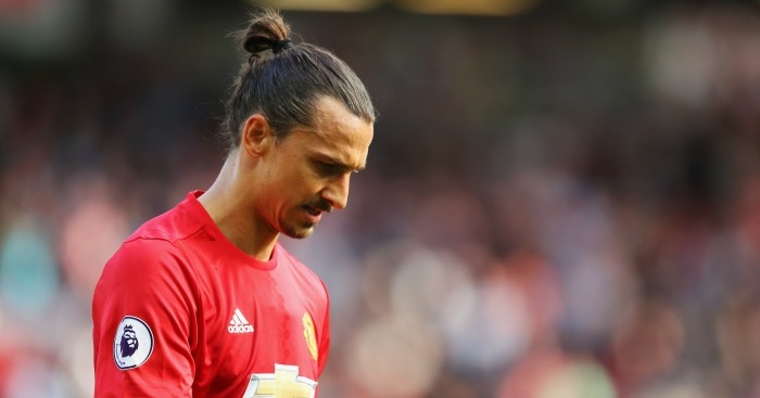 Zlatan Ibrahimovic: Striker underwhelmed recently
