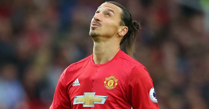 Zlatan Ibrahimovic: Has missed some key chances