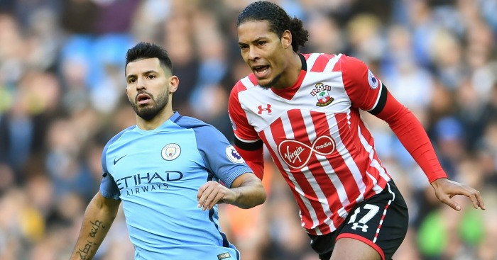 Virgil Van Dijk: Linked with Liverpool switch