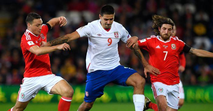 Aleksandar Mitrovic: Toon striker nets equaliser