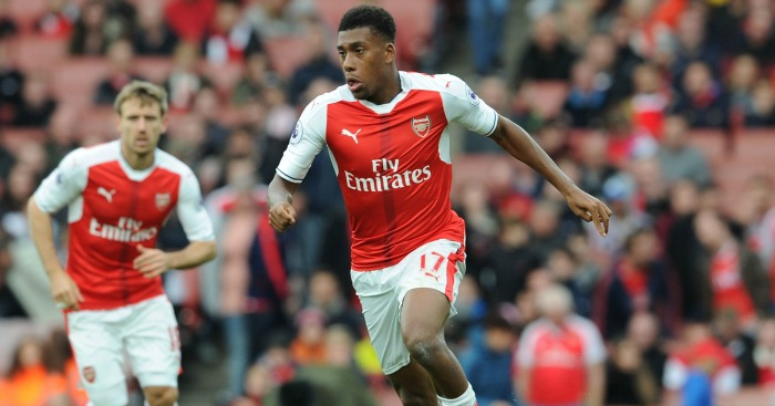 Alex Iwobi: Attacker catching the eye at Arsenal