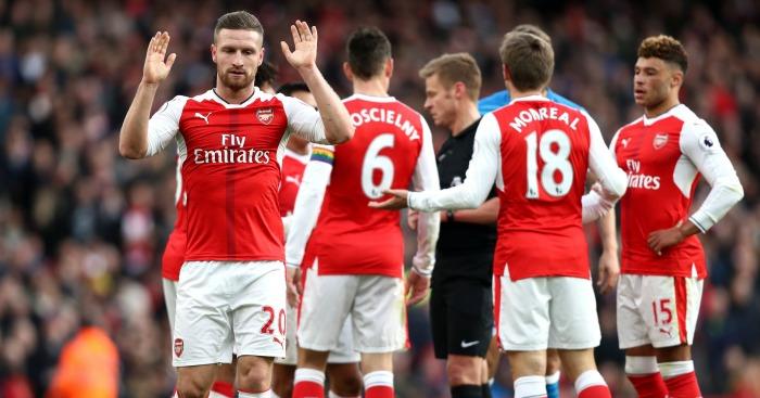 Arsenal: Failing to convince Nicholas
