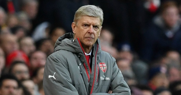 Arsene Wenger: Criticised by fans