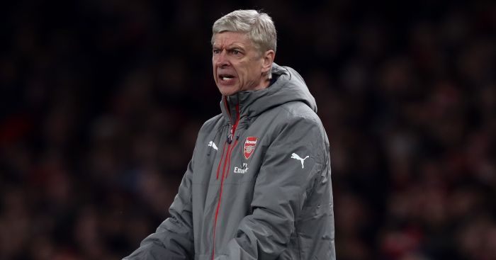 Arsene Wenger: Critical of Arsenal display