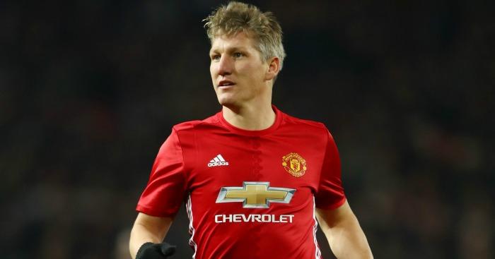 Bastian Schweinsteiger: Bags for United