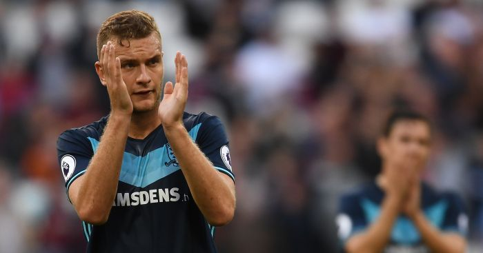 Ben Gibson: Relishing Diego Costa clash
