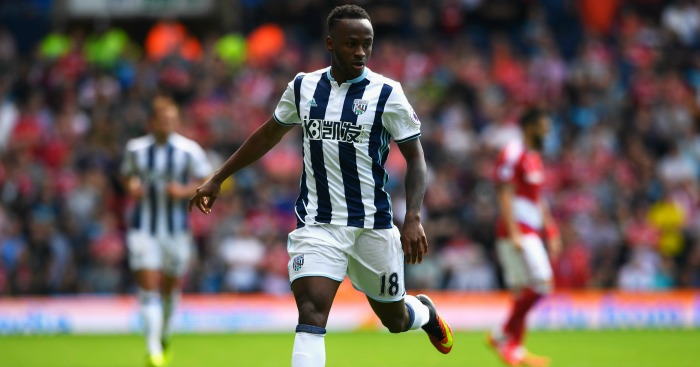 Saido Berahino: Trying to lose weight