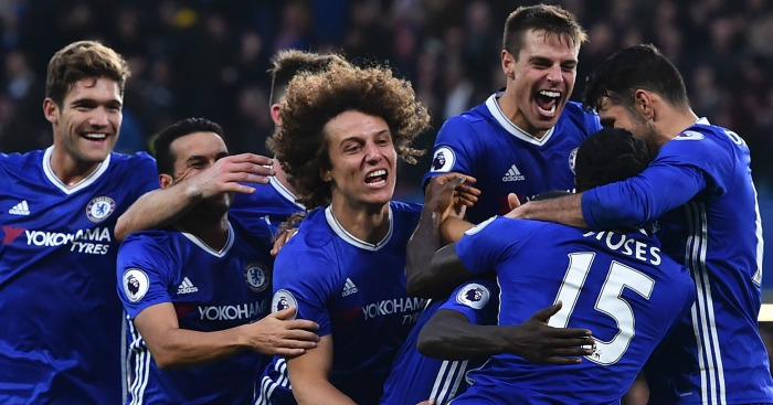 Chelsea: 2016's top team in the Premier League