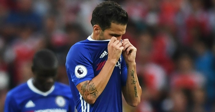 Cesc Fabregas: On big wages at Chelsea