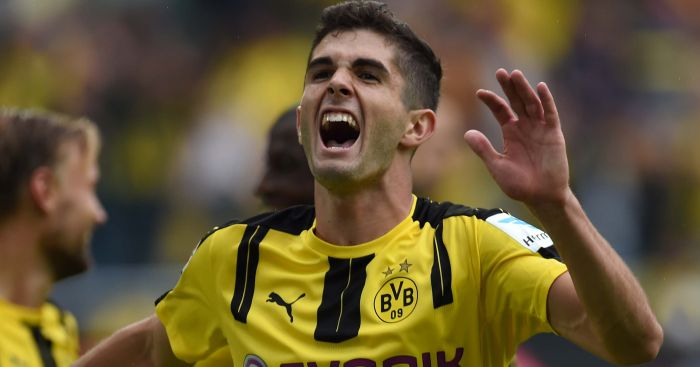 Christian Pulisic: Wanted at Anfield