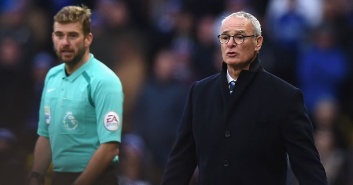 Claudio Ranieri: Leicester deserved a point