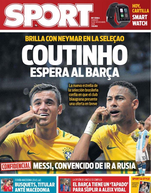 Coutinho Sport