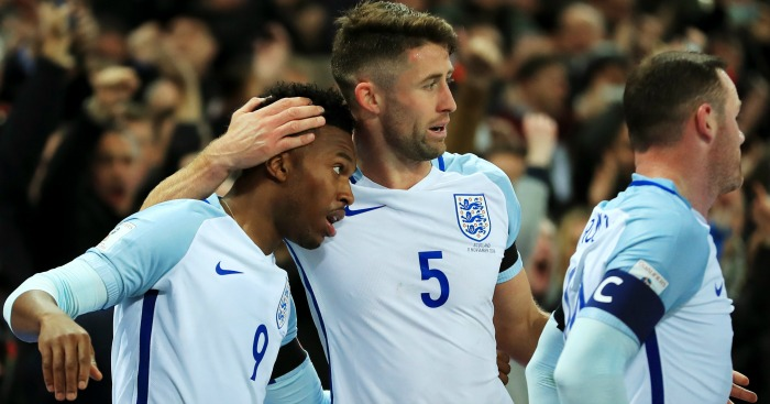 Daniel Sturridge: Scores for England at Wembley